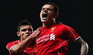 Blackburn Rovers 0-1 Liverpool