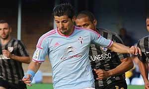Celta Vigo 1-0 Malaga