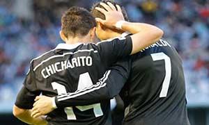 Celta Vigo 2-4 Real Madrid