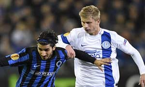 Club Brugge 0-0 Dnipro