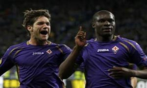 Dynamo Kyiv 1-1 Fiorentina