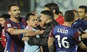 Eibar 0-1 Celta Vigo