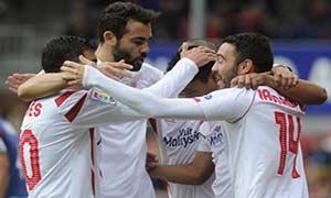 Eibar 1-3 Sevilla