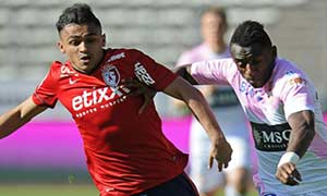 Evian TG 0-1 Lille
