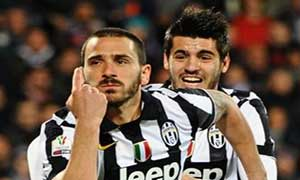 Fiorentina 0-3 Juventus