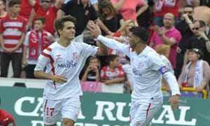 Granada 1-1 Sevilla