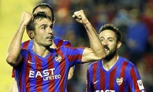 Levante 1-0 Cordoba