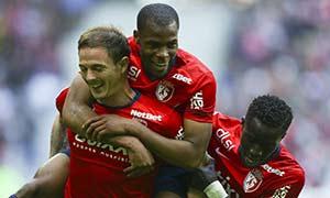 Lille 2-0 Bordeaux