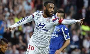 Lyon 2-0 Bastia
