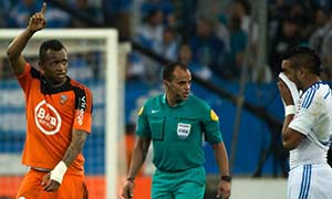 Marseille 3-5 Lorient