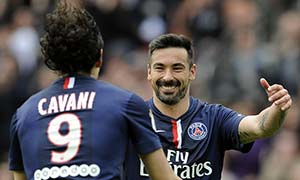 Paris Saint-Germain 6-1 Lille