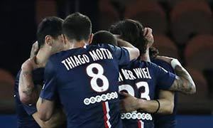 Paris Saint-Germain 3-1 Metz