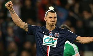 Paris Saint-Germain 4-1 Saint-Etienne