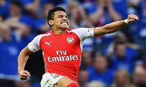 Reading 1-2 Arsenal