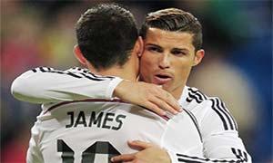 Real Madrid 3-1 Malaga