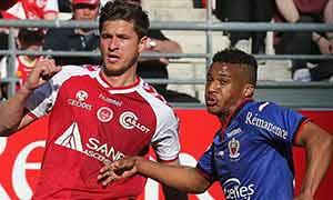 Reims 0-1 Nice