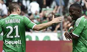 Saint-Etienne 1-0 Montpellier