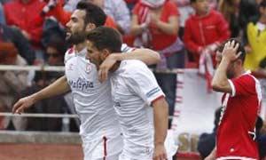 Sevilla 2-0 Rayo Vallecano