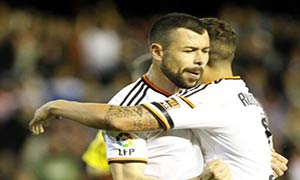 Valencia 4-0 Granada