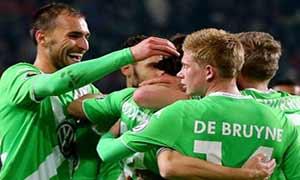 Wolfsburg 1-0 Freiburg