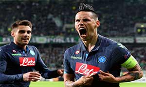 Wolfsburg 1-4 Napoli