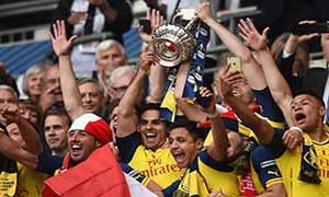 Arsenal 4-0 Aston Villa