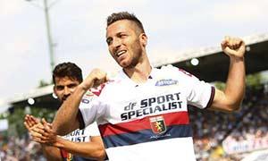 Atalanta 1-4 Genoa