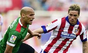 Atletico Madrid 0-0 Athletic Bilbao