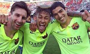 Atletico Madrid 0-1 Barcelona