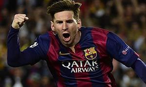 Barcelona 3-0 Bayern Munich