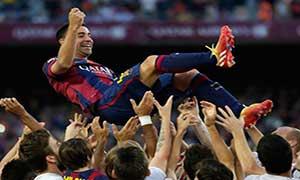 Barcelona 2-2 Deportivo La Coruna