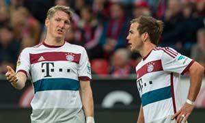 Bayer Leverkusen 2-0 Bayern Munich