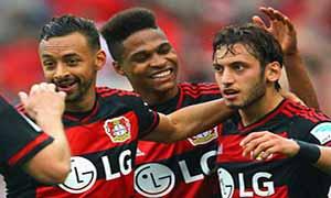 Bayer Leverkusen 2-0 Hoffenheim