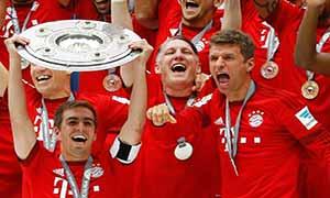 Bayern Munich 2-0 Mainz