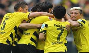 Borussia Dortmund 2-0 Hertha Berlin