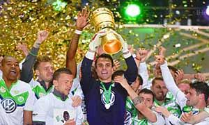 Borussia Dortmund 1-3 Wolfsburg