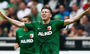 Borussia Monchengladbach 1-3 Augsburg