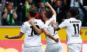 Borussia Monchengladbach 3-0 Bayer Leverkusen