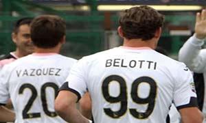 Cagliari 0-1 Palermo