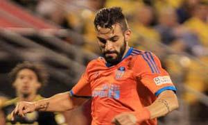 Columbus Crew 0-1 Valencia