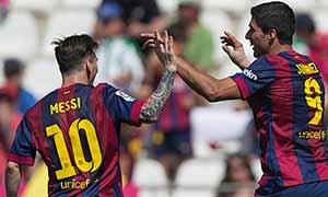 Cordoba 0-8 Barcelona