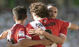 Cordoba 1-2 Rayo Vallecano