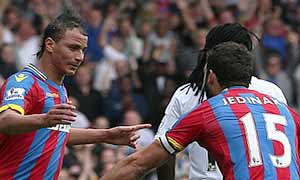 Crystal Palace 1-0 Swansea City