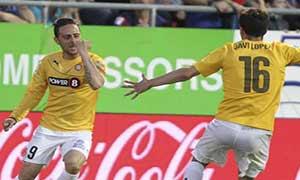 Eibar 0-2 Espanyol