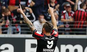 Eintracht Frankfurt 2-1 Bayer Leverkusen