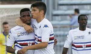Empoli 1-1 Sampdoria
