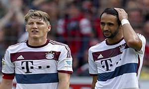 Freiburg 2-1 Bayern Munich