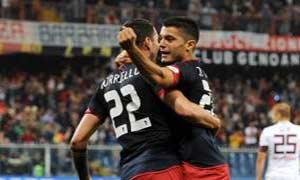 Genoa 5-1 Torino