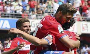 Granada 2-0 Cordoba