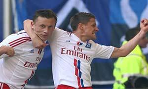 Hamburger SV 2-0 Schalke